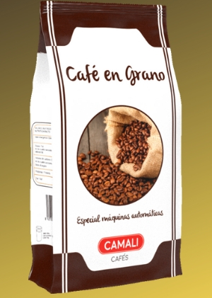 Cafe Camali Vending natural